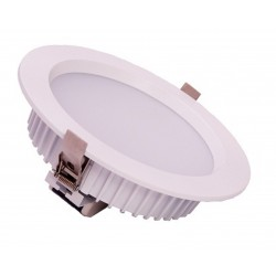 Downlight Led IP44 9W couleur 6000°