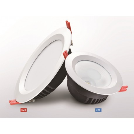 Downlight Led SMD Diam 195