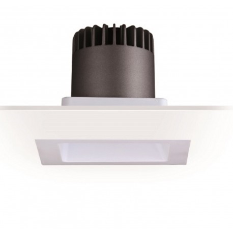 Downlight Led SMD Carré 90 x90
