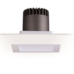 Downlight Led SMD Carré 130 x 130 mm