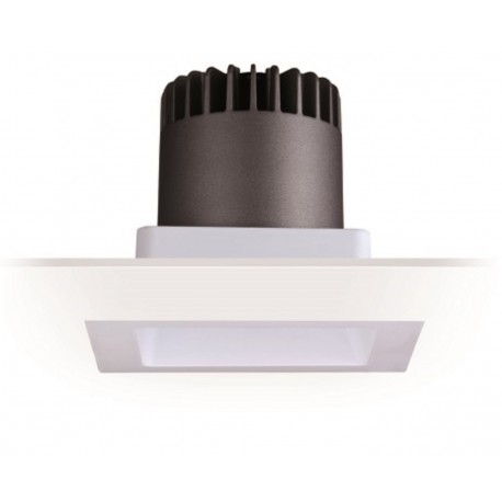 Downlight Led COB Carré 130 x 130