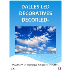 Dalles Led Décoratives