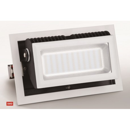 LED Rectangular Adjustable 20 Watts SMD