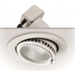 LED Rond Réglable 20 Watts SMD